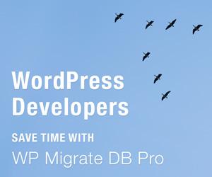 Migrate DB Pro