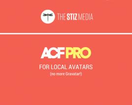 ACF local avatars