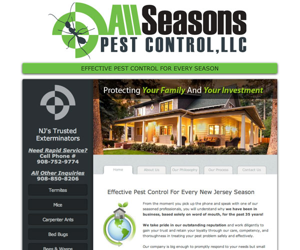 All Seasons Pest Control