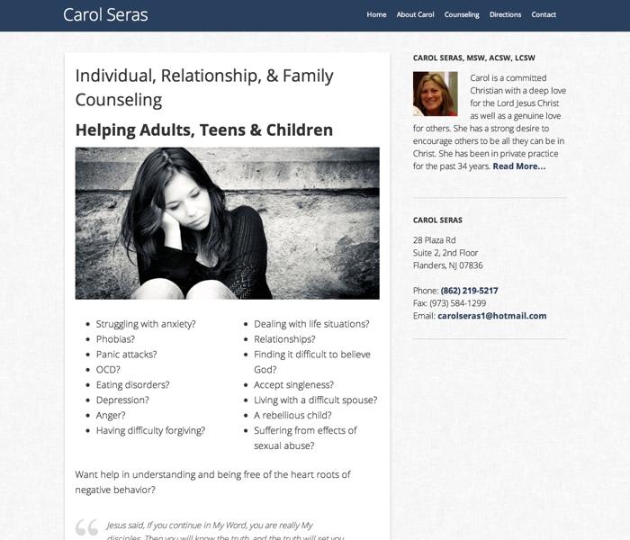 Carol Seras Counseling