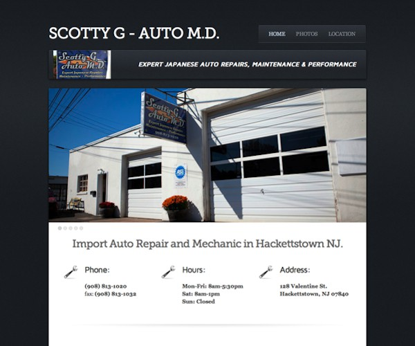 Scotty G. Auto MD