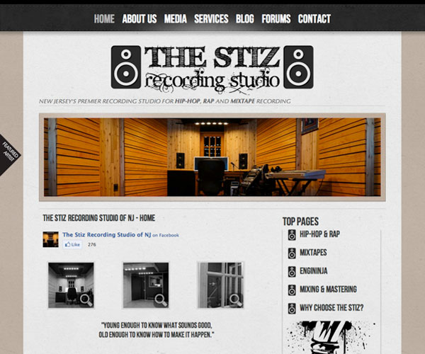 The Stiz Recording Studio